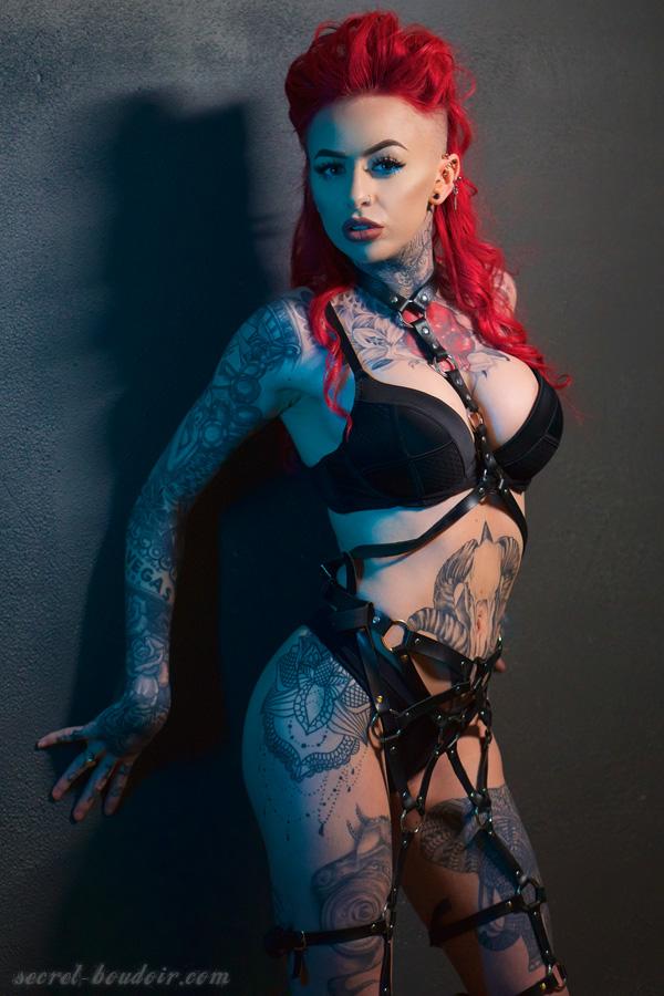 Demi Leigh Heffron Portfolio Shoot